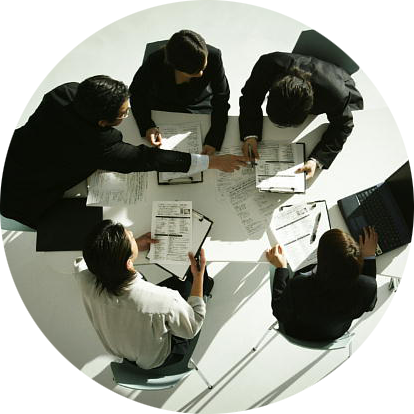 工作専用調査、プロファイリング、プラン構築